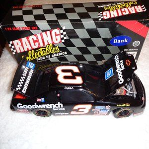 Dale Earnhardt RCCA Limited Edition Bank